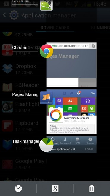 android task manager 371x660 - Checking and Terminating Background Apps in Your Android Device