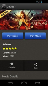 spuul android 168x300 - Watch Bollywood Streaming Videos for Free on your Smartphones