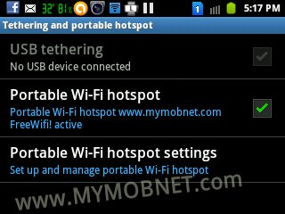 wpid Tethering wifi1 - How to Set Up a Wi-Fi Hotspot with Your Android Phone