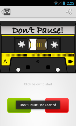 'Don't Pause' For Android Automatically Mutes Notifications While You're Listening To Music