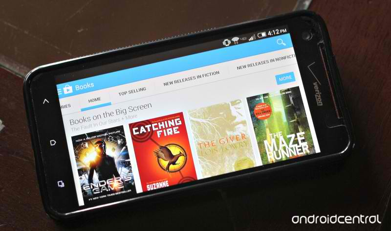 google Play Books Hero androidability - How to add, buy and read a book from Google Play Books