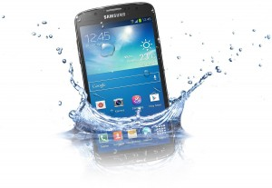 galaxy s4 dropped in water 300x207 andoirdability - How to Fix a Samsung Galaxy S4 Dropped in Water