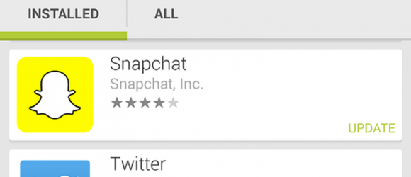 How to update Snapchat app on iOS and Android-androidability