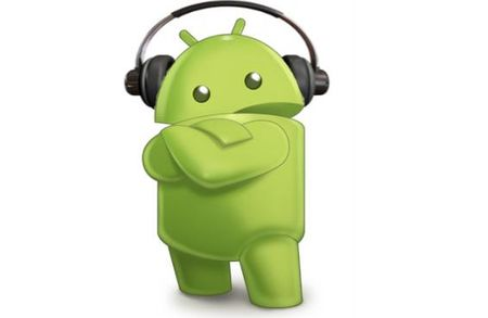 android musical2 - Cool and Hidden features of Android Phones