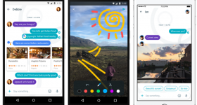 Allo brings Google's smarts to messaging
