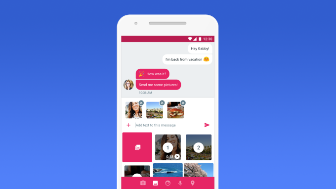 04 file transfer1 - Google brings RCS, the next-gen upgrade to SMS, to Android phones on Sprint