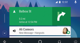 Google brings Android Auto to the phone