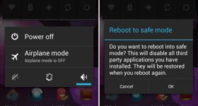 Dealing with System Problems in Android: Safe Mode, Factory Reset & Restoring Backups