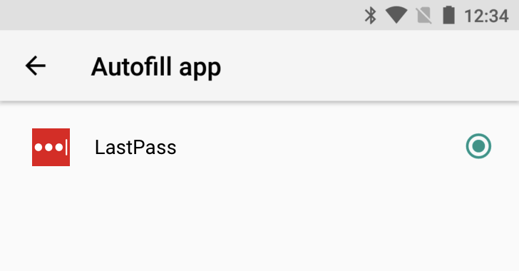 autofill 1 - LastPass users, here's what to expect in Android O