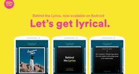 "Spotify brings ""Behind the Lyrics"" to Android"