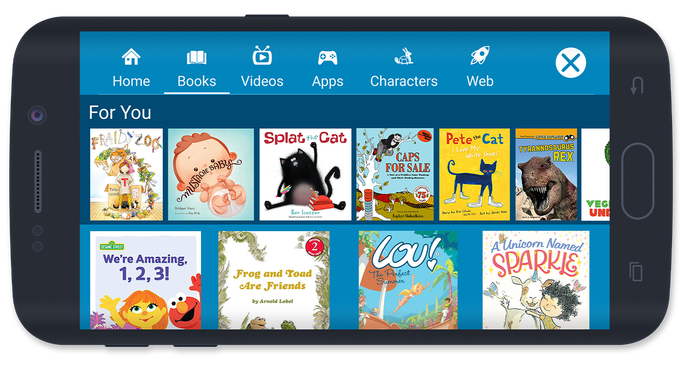 amazon freetime on android - Amazon FreeTime comes to Android phones and tablets