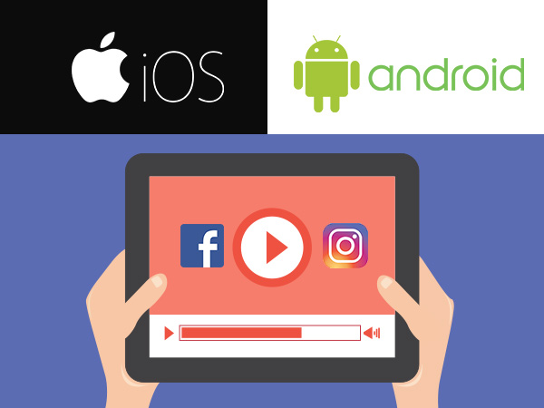 How to download videos from Instagram and Facebook on Android and iOS